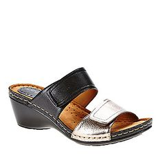 c76499db7f733 Softspots Panama Slide Sandals    Casual Sandals    Shop now with FootSmart Slide  Sandals
