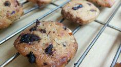 Chocolate chip Almond Chunk Cookies