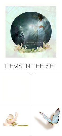 """""""He is close to the broken-hearted"""" by lehman112 ❤ liked on Polyvore featuring art"""