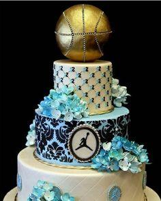 basketball wedding