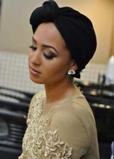Maria Alia turban style