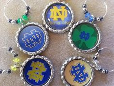 Christmas Gifts, Birthday Gifts, Wine Charms and College theme party favors