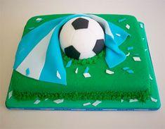Torta Pelota de Futbol