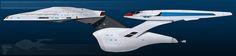 Star Trek Hudson Class by HandofManos on DeviantArt