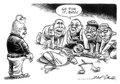 Zuma reduces claim against Zapiro for Lady Justice cartoon - The Mail & Guardian