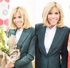 Fière de notre première dame ☺️ #BrigitteMacron