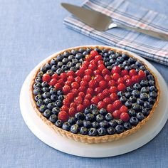 All-Star Berry Tart Recipe