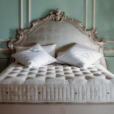 Headboards For Beds, Luxury Leafed Headboards, Silver Leaf, Gold Leaf andsotobed.co.uk