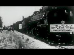"Northwestern Pacific Railroad: ""Redwood Empire Special"" circa 1931: http://youtu.be/Pa-lfVPmpmg #RR #railroad #history"