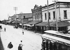 7th Avenue, Tampa, Florida 1899