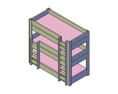 Download Hier Gratis Bouwplannen - Doe Het Zelver - Alles over bouwplannen en klustips Woodworking Plans, Woodworking Projects, Home Furniture, How To Plan, Diy, Design, Home Decor, Log Projects, Tips