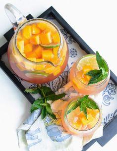 17 Fruity Cocktails and Mocktails via Brit + Co