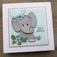 Marianne Design Collectables Cutting Dies - Eline's Elephant COL1384