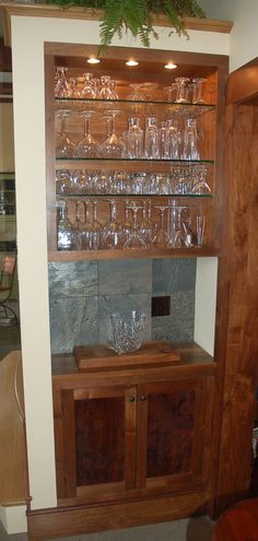 fourdrawer fliptop bar with a pullout serving tray and builtin wine rackproduct material p for the home pinterest bar wine