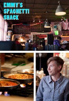[Mission]: Emmy's Spaghetti Shack (to try!)