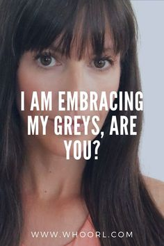 Do you have grey hair? Are you embracing it? Check out this piece I wrote about embracing them. I have so much love for Patagonia. Are you still using napkins? #selfcare #wellness #environment #clothing