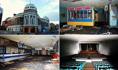 The Bradford Odeon closed its doors to the public in 2000