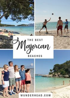 If you're heading to this sunny island for your winter escape, make sure you add these Majorcan beaches to your itinerary! Explore Travel, Majorca, Lifeguard, Cool Bars, Sandy Beaches, Holiday Destinations, Nice View, Coastal, Swimming