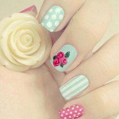 Vintage nails!