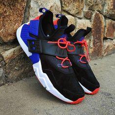 pretty nice be11a 855b9 Nike Air Huarache Drift Premium Black Orange Size Man - Price  139 (Spain  Envíos