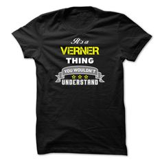 [New last name t shirt] Its a VERNER thing.  Best Shirt design  Its a VERNER thing You wouldnt understand.  Tshirt Guys Lady Hodie  SHARE and Get Discount Today Order now before we SELL OUT  Camping a verner last name