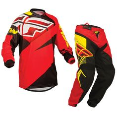 Fly Racing 2014 Youth F-16 Red-Black Motorcross Kit Description: The Fly Racing 2014 Youth F-16 Red/Black Motocross Kit is packed with features.. Jersey Specification Multi-panel construction – For maximum performance and comfortable fit Sublimated graphics – Allow for... http://bikesdirect.org.uk/fly-racing-2014-youth-f-16-red-black-motorcross-kit/