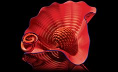 Pomegranate Persian Studio Edition from Chihuly Workshop