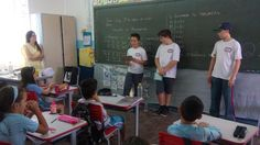 Jornal Sobral: Alunos do Cid Gonzaga Contam Histórias