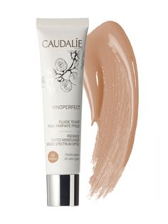 What it is:A three-in-one tinted moisturizer that corrects, perfects, and provides light makeup coverage and SPF 20 protection. What it is formulated to do:This tinted moisturizer's mineral pigments cover skin imperfections, leaving you with a smoot Bb Or Cc Cream, Translucent Powder, Tinted Moisturizer, Skin Brightening, Sephora Makeup, Makeup Foundation, Fragrance, Make Up, Skin Care