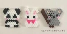 """""""Iron Beads …"""" image search results – Perler beads – Hama Beads Easy Perler Bead Patterns, Melty Bead Patterns, Perler Bead Templates, Diy Perler Beads, Perler Bead Art, Beading Patterns, Embroidery Patterns, Pearler Beads, Loom Patterns"""