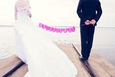 Wedding photography at Oravska priehrada/ Svadobné fotografovanie na Oravskej priehrade