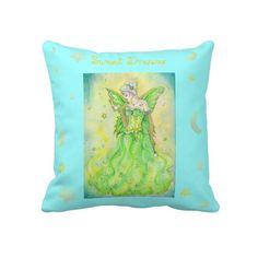 The tooth Fairy pillow By Renee L. Lavoie