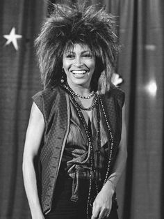 Tina Turner wild 80's hair I had a wig like this to wear to concerts ...