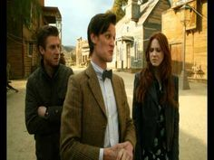Daleks? Dinosaurs? Weeping Angels? It must be the new Doctor Who series 7 trailer! Enjoy!