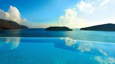 Amazing Swimming Pools You Would Love To Dive Into - Blue Palace Resort & Spa, Greece