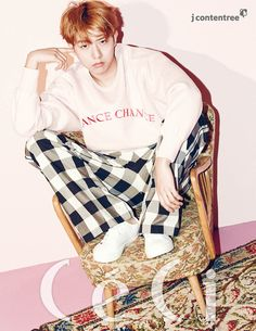 Lee Jung Shin CN Blue for CéCi's March 2015 Issue