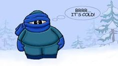 I Hate Being Cold