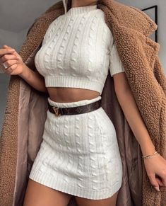 winter outfits hipster All-White Outfits for W - winteroutfits Winter Fashion Outfits, Look Fashion, Teen Fashion, Fall Outfits, Summer Outfits, Womens Fashion, Fashion Beauty, Fashion Trends, Fashion Coat