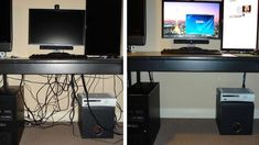 DIY Binder Clip Cable Management is Insanely Cheap, Customizable