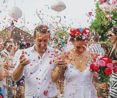 Nouba is an Australian wedding blog about creative couples and inspiring vendors. We're all about brides and grooms doing things their way on their big day.