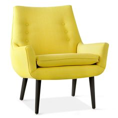 Modern Furniture | Mrs. Godfrey Side Chair | Jonathan Adler cashin ocean (with Wenge base) $1795.00 Ships is 10-14 days
