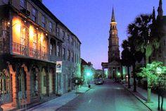 Charleston--always a top US city