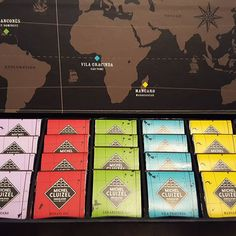 When life gives you lemons run out and go buy some #michelcluizel #chocolate I think this box might help make you feel better ☺ #french @michelcluizel #darkchocolate #milkchocolate #finechocolate