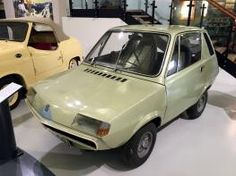 New British Motor Museum opens Microcar, Mini, Weird Cars, City Car, Latest Cars, Small Cars, Electric Cars, Motor Car, Cars Motorcycles