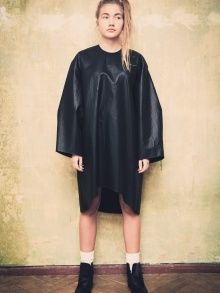 MINIMALISTIC OVERSIZED DRESS   NUMBER15CONCEPT    NOT JUST A LABEL