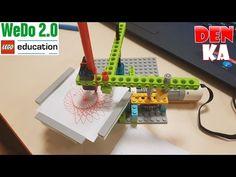 Роботы исследователи из Lego Education WeDo | Винахідник | Робототехника 2.0 - часть 4 - YouTube