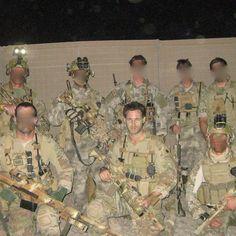 Australian 2nd Commando Regiment soldiers in Afghanistan c. 2011. [640 x 640]