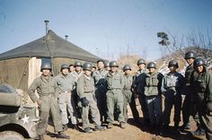 Maiden Noir 메이든느와르 Korean War, United States Army, Old Pictures, Military, History, Us Army, Antique Photos, Historia, Old Photos