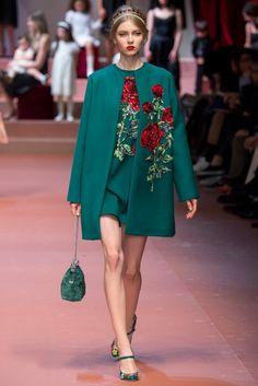 Dolce & Gabbana Herfst/Winter 2015-16 (79)  - Shows - Fashion