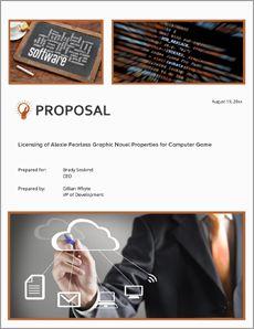 40 Best Sample Technical Proposals Images On Pinterest Business